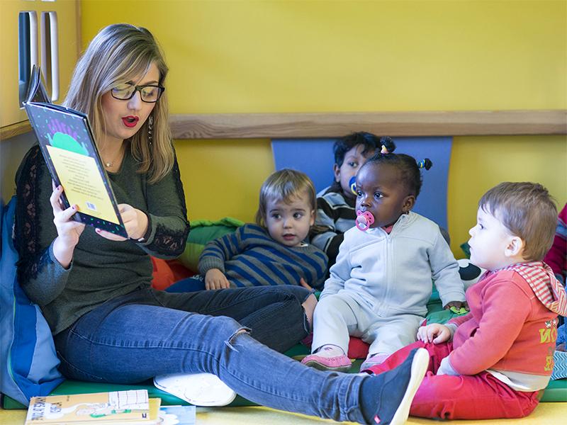 Quels sont les métiers de la petite enfance ?