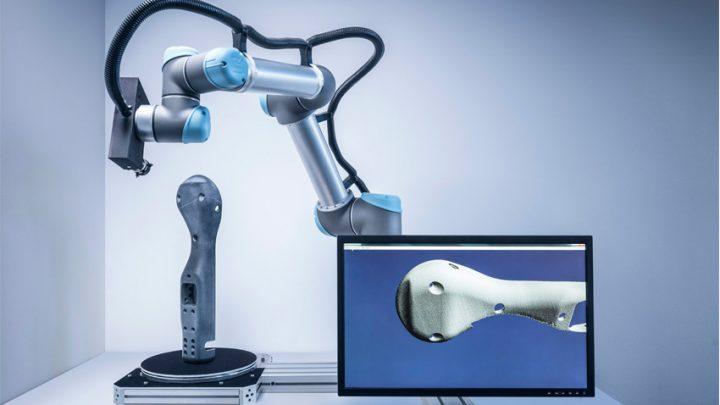 Les Scanners 3D : le nouvel indispensable des appareils informatiques bureautiques